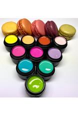 10x Precious Farbgel Macaron im Set