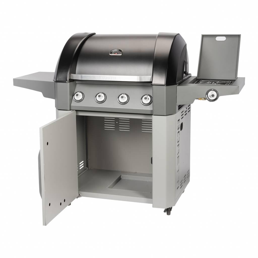 Boretti Gas Bbq.Boretti Gasbarbecue Forza