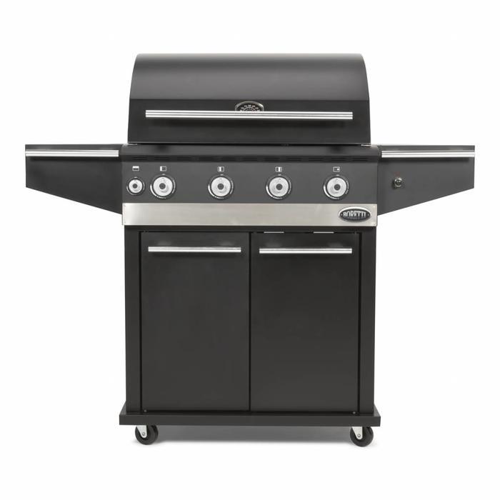 Boretti hybride barbecue Ibrido