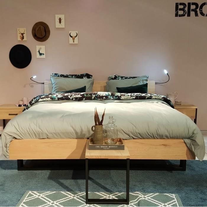 Sleepline Holzbett Bronx