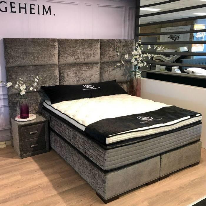 Serta boxspring Lounge  XXL VERKOCHT
