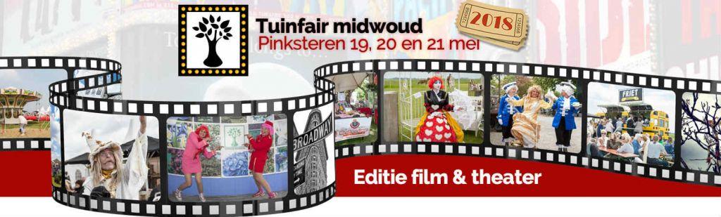 Tuinfair 2018 editie Film & Theater