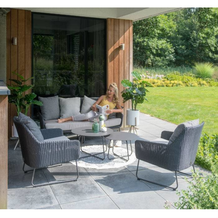 Avila Gartenset für 6 personen