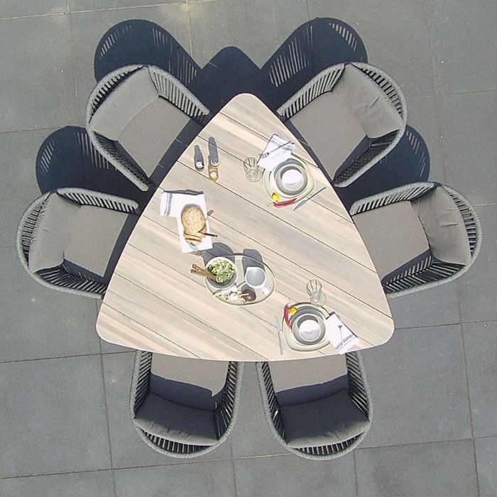 Santander diningset