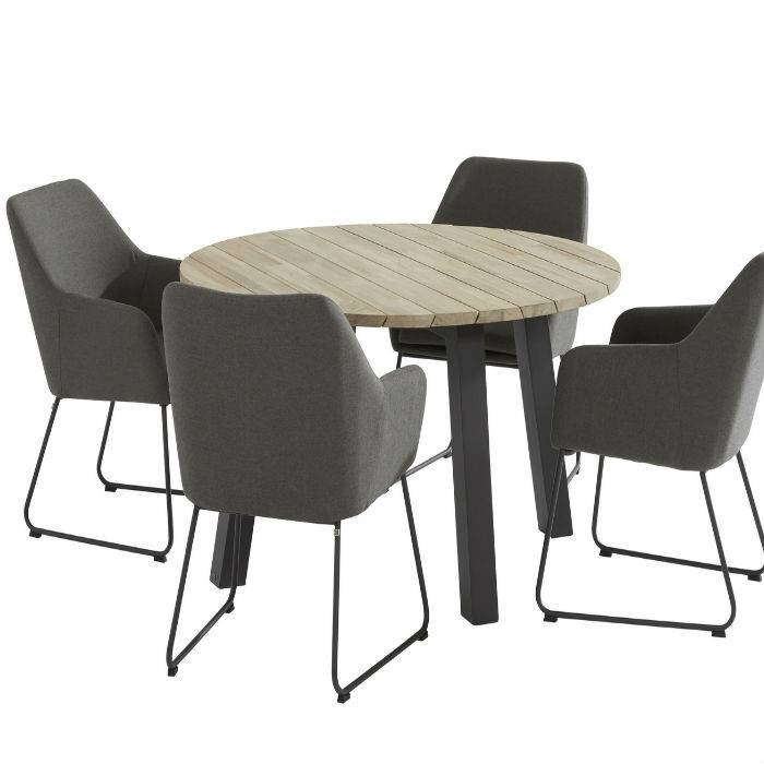 Amora Gardenset with table