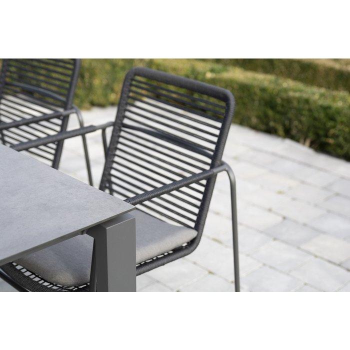 Gartenmöbelset Elba mit derby Tisch
