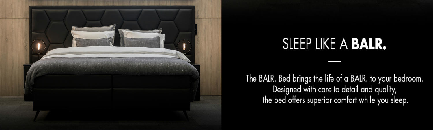 BALR. springbox bed in the collection