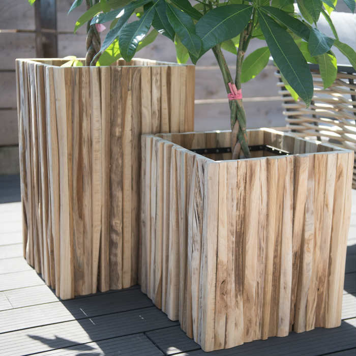 Miquel planter square