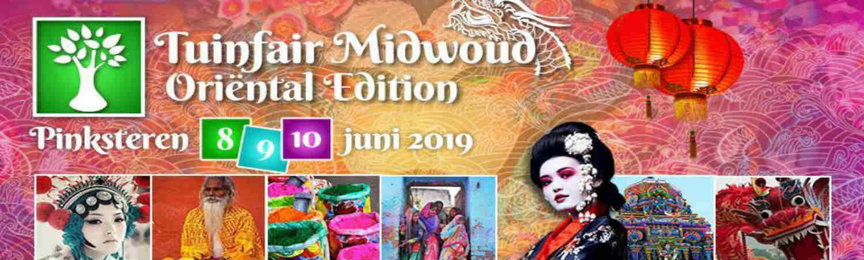 Tuinfair Midwoud Pinksteren 2019 Oriëntal editie