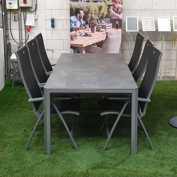 Valentino diningset 6 persons