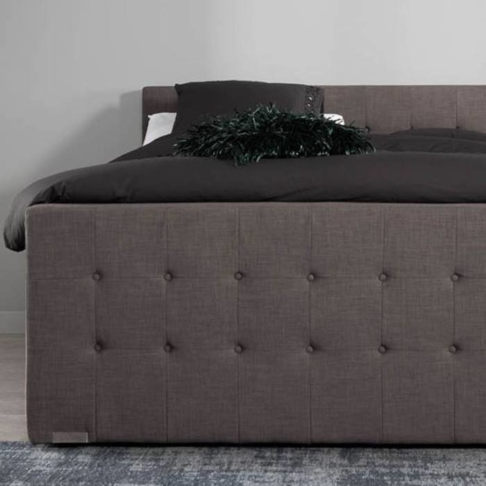 4860 spring box bed anthracite