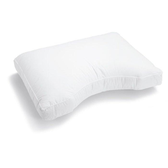 Chateau Curve down pillow