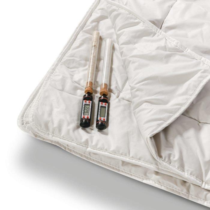 Clima natürliche Bettdecke