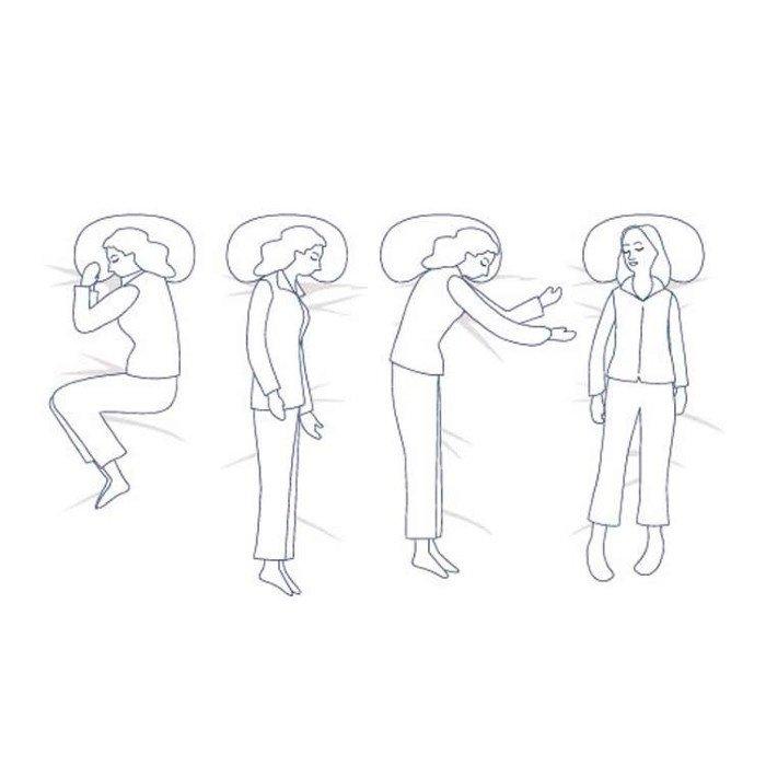 Active pillow Kissen