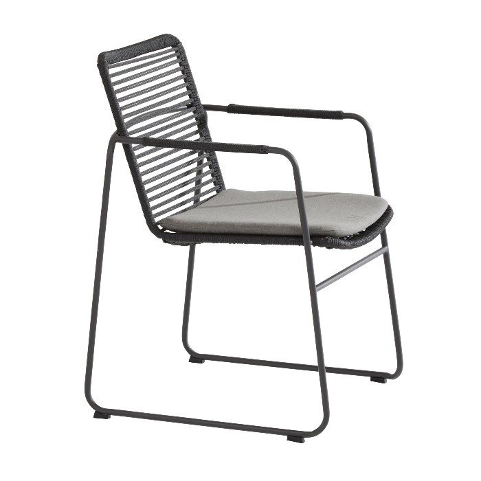 Elba Stacking dining chair