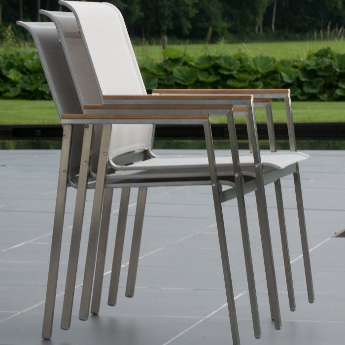 Passion Stacking outdoor chair
