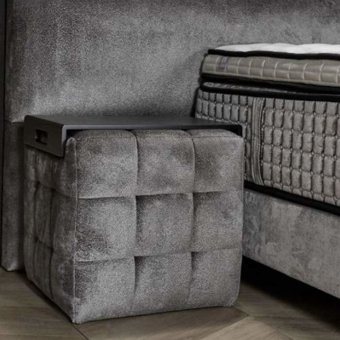 Brut special edition boxspring bed