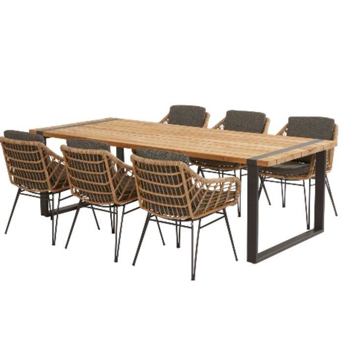 Cottage dining Essstuhl