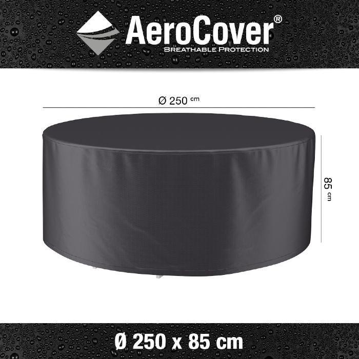 Gardenfurniture cover round 250 cm
