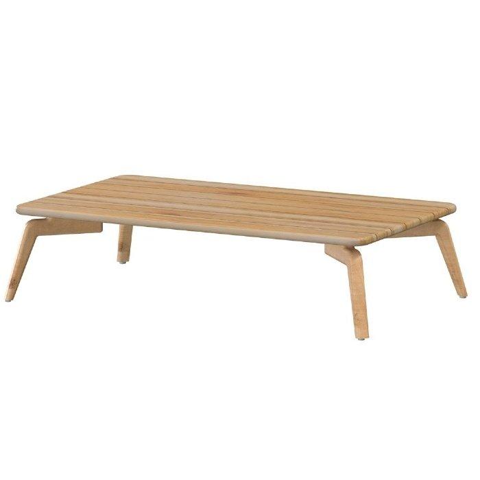 Zucca Teak Tisch 120 x 70 cm