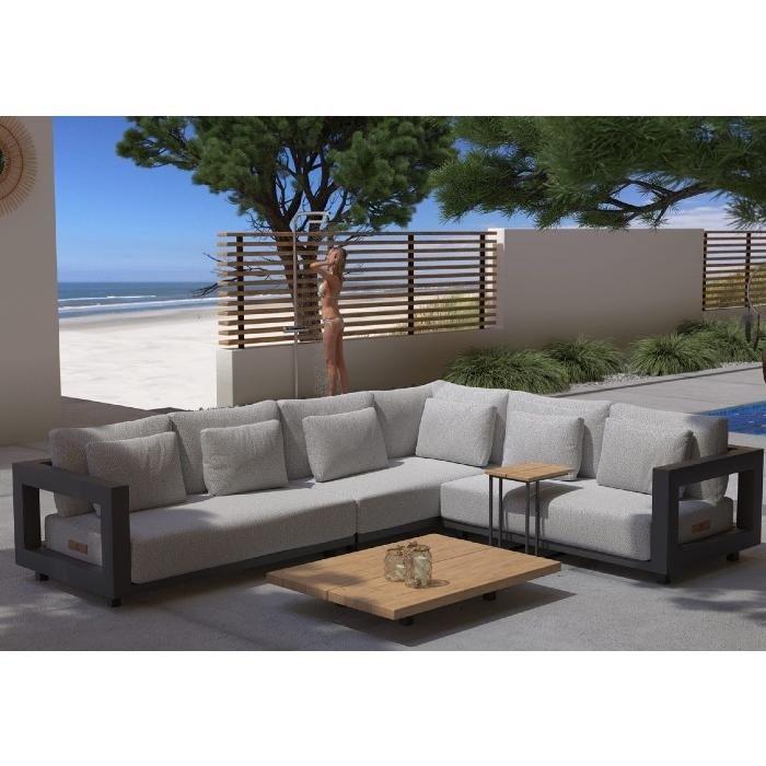 Metropolitan Chaiselongue Sofa