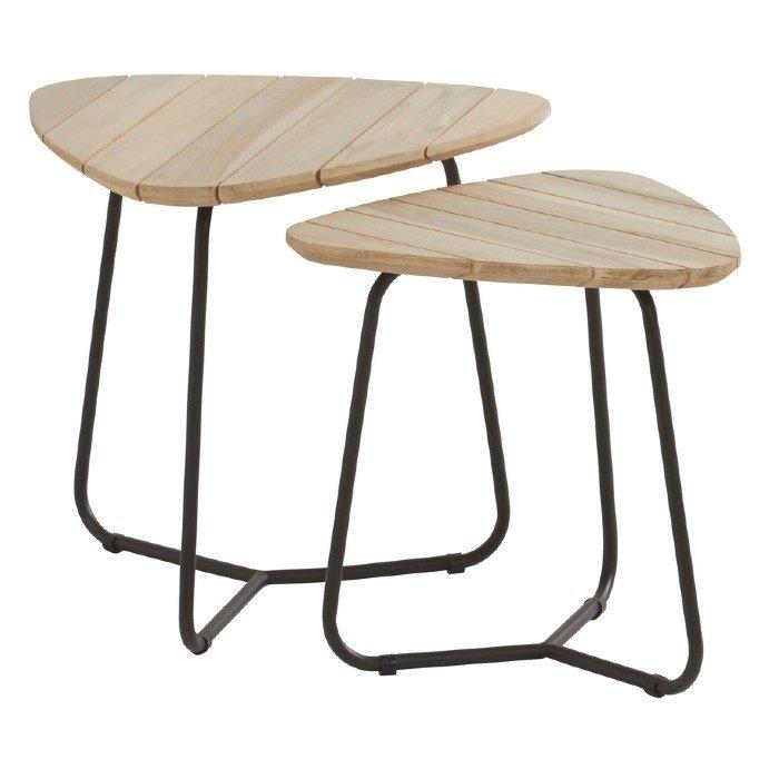 Axel triangle koffietafel  set van 2