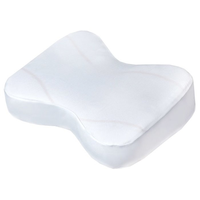 Athletic pillow kussensloop wit