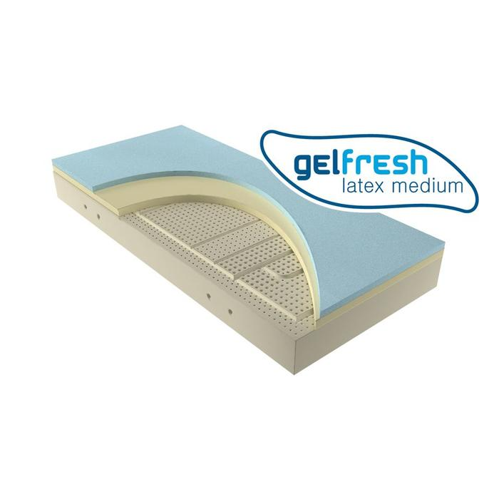 matras gelfresh latex