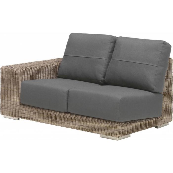 Superb Kingston Modular 2 Seat Sofa Right Creativecarmelina Interior Chair Design Creativecarmelinacom