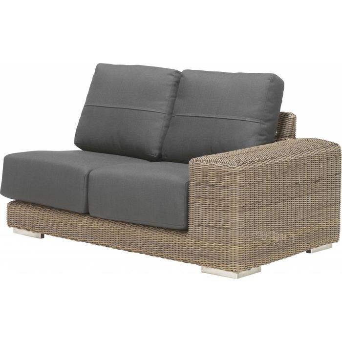 Kingston modular 2 seat sofa left