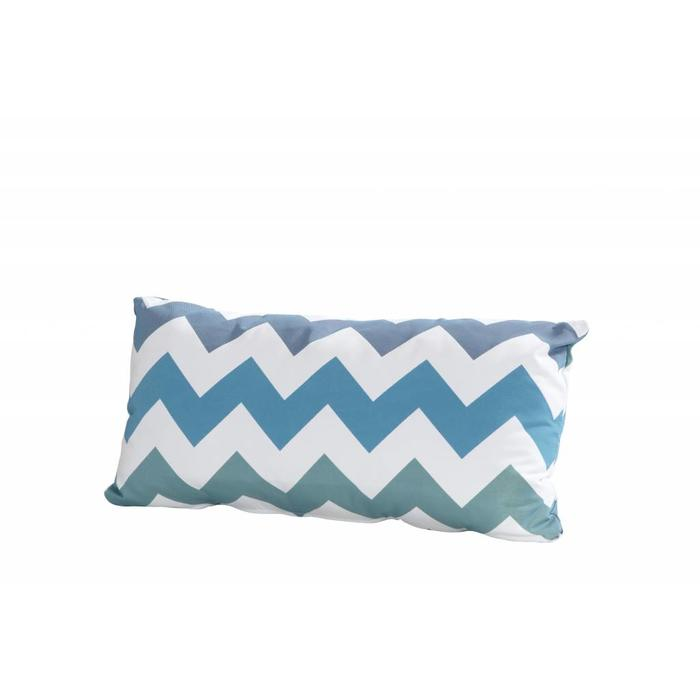 Scatter cushion Zen Blue