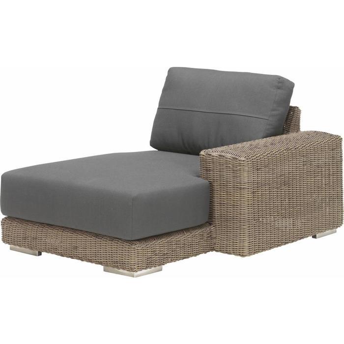 Kingston loungeset mit chaise lounge