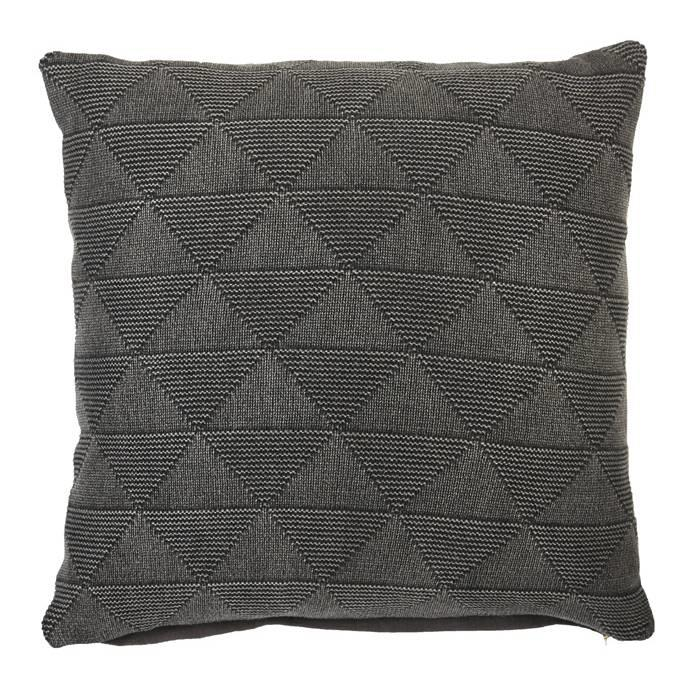 Kaat Amsterdam cushion Anne anthracite