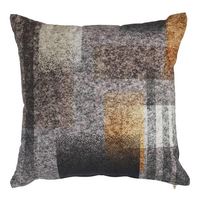 Kaat Amsterdam cushion Gradient Shadow Brown
