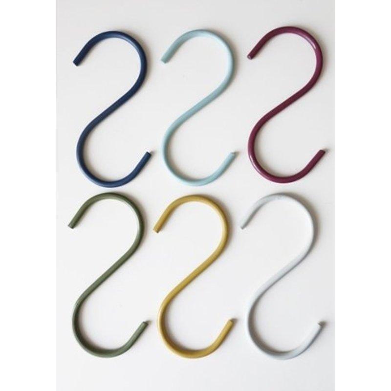 E|L by DEENS.NL-collectie S - haken HEIN multi colour SS17