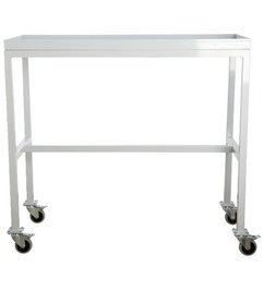 House Doctor-collectie Rolling table - Light grey
