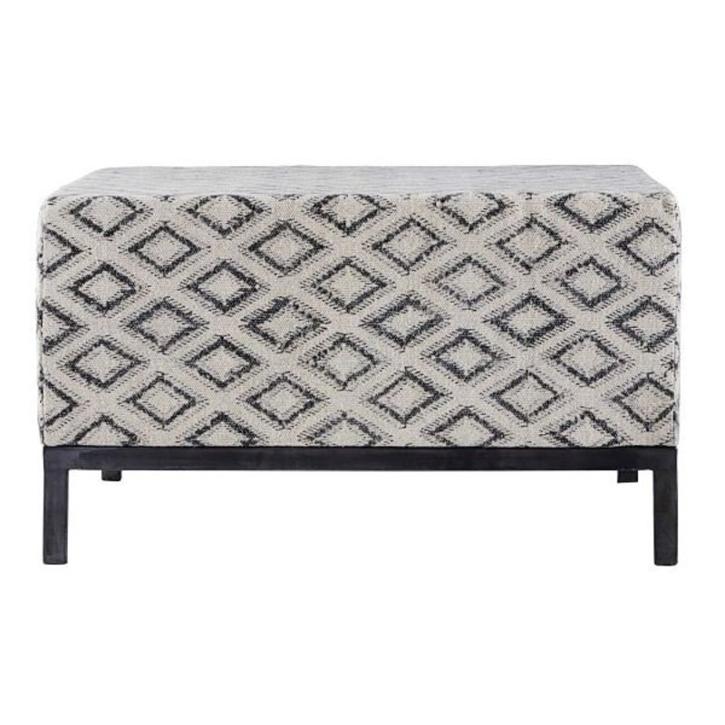 House Doctor-collectie Stool RHOMBOS - Sand
