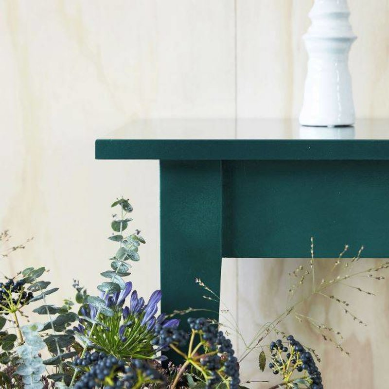 House Doctor-collectie House Doctor sidetable MUSK - Groen