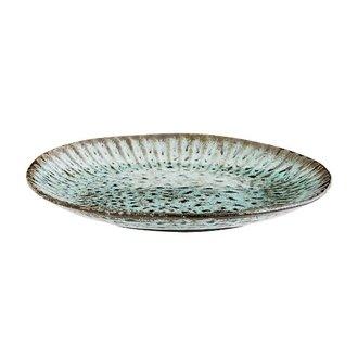 Madam Stoltz Stoneware plate dia: 21,5 cm