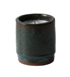 ferm LIVING-collectie Scented candle ceramic - Green