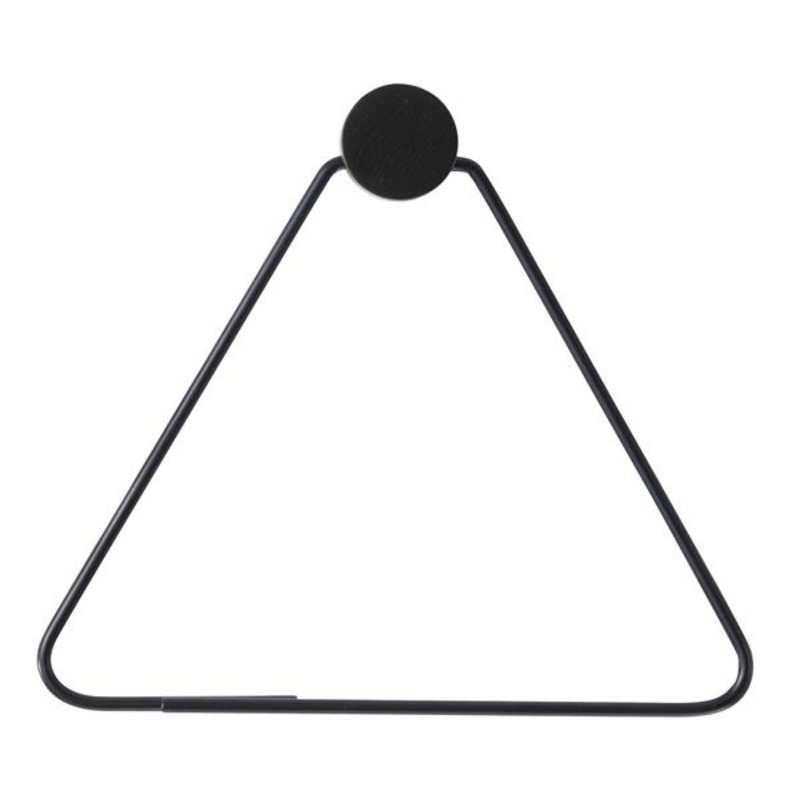 ferm LIVING-collectie Toiletrolhouder - Black