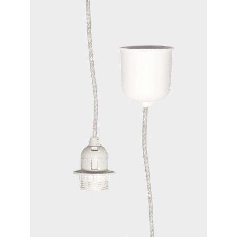 ferm LIVING-collectie Textile lampholder - Sand