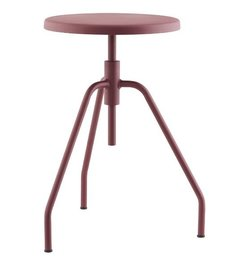House Doctor-collectie Stool SCARPA - Wine