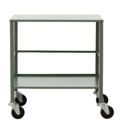 House Doctor-collectie Trolley OFFICE - Army green