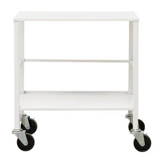 House Doctor Trolley OFFICE - White
