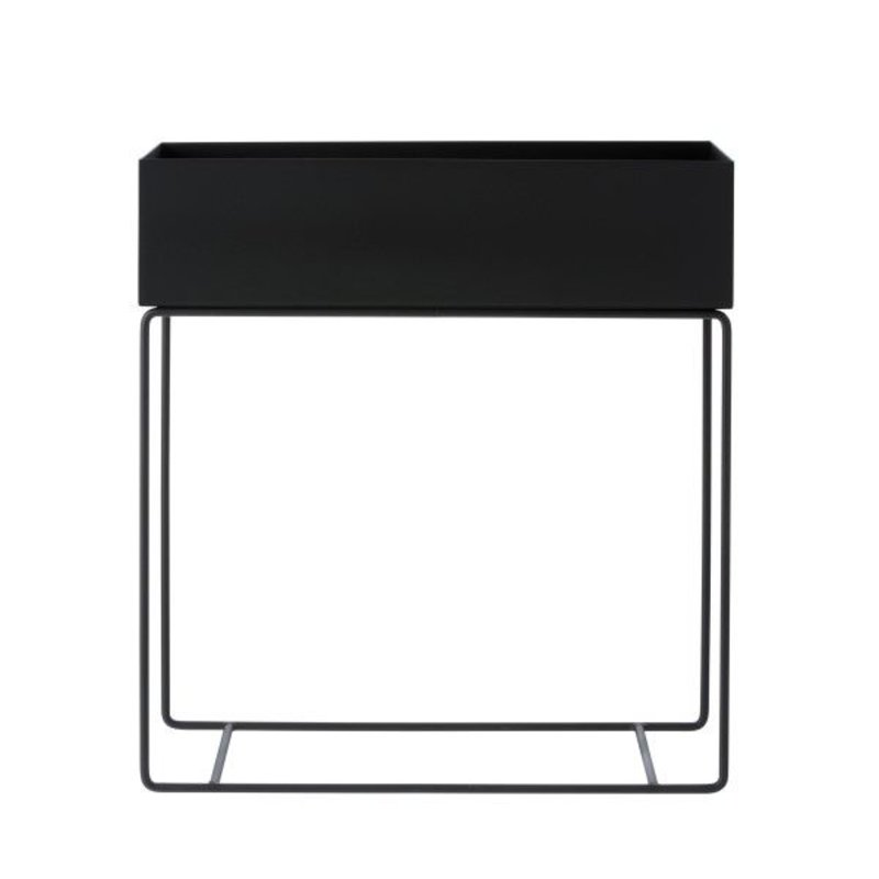 ferm LIVING-collectie Plant Box - zwart
