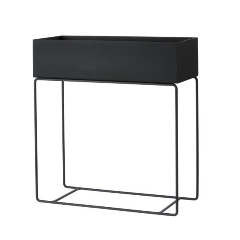 ferm LIVING-collectie Plant Box - Black