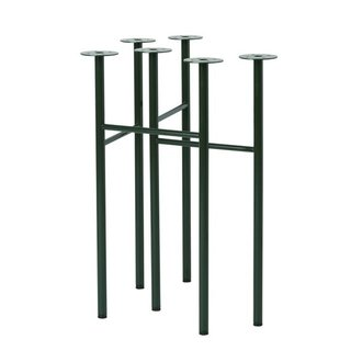 ferm LIVING Tafelpoot set Mingle 48 cm - Groen
