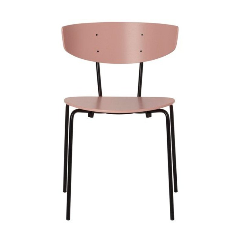 ferm LIVING-collectie Herman Chair - Rose