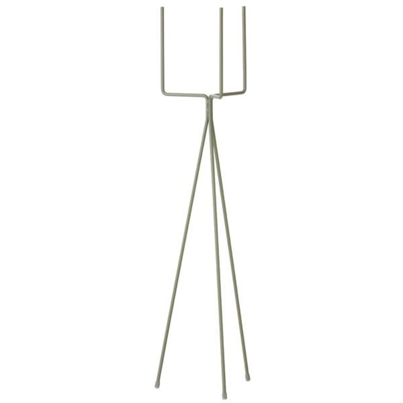 ferm LIVING-collectie ferm LIVING  Planten Standaard - Dusty Green - Large